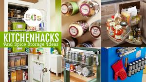 Creative Kitchen 50s Creative Kitchen Storage Ideas Youtube