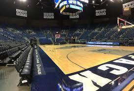Lawlor Events Center Receives Upgrades As 2016 17 Season Begins