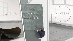 Die leichte und leise dämmunterlage mit integrierter dampfbremse. Laminat Dampfsperre Wann Ist Sie Notwendig My Floor Laminat