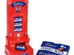 Sweet Vending Machine Argos Stunning Cadbury Refill Chocolate Machine Money Box With 48 X 48g Dairy Milk