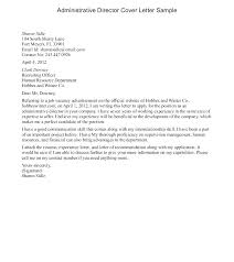 Accounts Administrator Cover Letter Related Post Administrator Cover