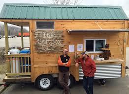 Tiny Trucks Tiny House Food Truck Makes Portland Debut Urban Eye
