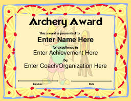 23+ Sports Award Certificate Examples - Pdf, Word