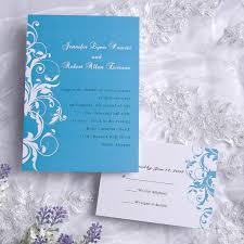 latest wedding color trends blue wedding ideas and invitations White And Blue Wedding Invitations cobalt blue wedding invitation cards royal blue and white wedding invitations