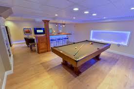 lighting basement. basement remodel led strip lights traditionalbasement lighting