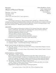 Respiratory Therapist Student Resume Pta Resume Examples Respiratory Therapist Resume Sample From Resume