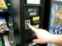 Automatic Products Vending Machine Code Hack Delectable HACKING A VENDING MACHINE YouTube