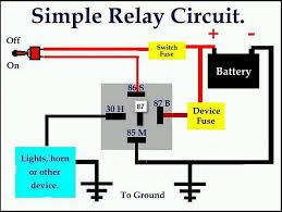 wiring diagram relay klakson wiring image wiring mengganti relay dengan mosfet untuk solusi lampu depan atau on wiring diagram relay klakson