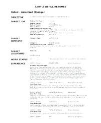 Resumes Samples For Jobs Food Service Manager Resume Samples Job And