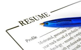 resume with profile statement tips for writing a resume profile