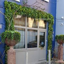artificial green plant walls uk custom
