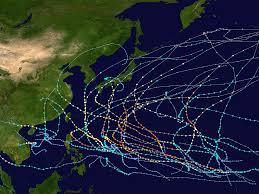 saison cyclonique 1997 dans l'océan Pacifique nord-ouest