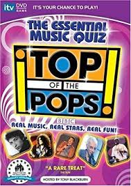 Bbc Dvd Chart Top Of The Pops Bbc The Essential Music Quiz Interactive
