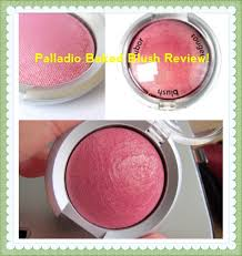 palladio baked blush review
