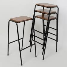 the trainspotters stacking bar stool  trainspotters