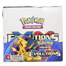 324 karten Pokemon TCG: XY Entwicklungen 36 Taschen Versiegelt Booster Box  Sammlung Trading Card Spiel Spielzeug|Spiel-Sammelkarten