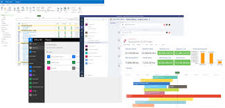 office planner software. Integration With Microsoft Project Online Office Planner Software