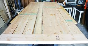 table top diy dining table resin table top diy