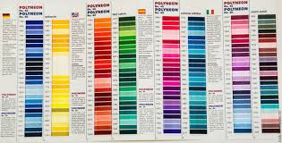 Madeira Thread Color Chart Madeira Color Chart Bahangit Co