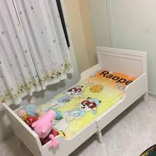 Children Bed - extendable bed frame from Ikea, Furniture, Beds ...