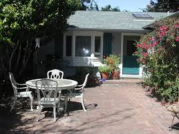 our carmel by the sea beach cottage is located see map two blocks from the 13th street entrance to the carmel beach and eight blocks to town