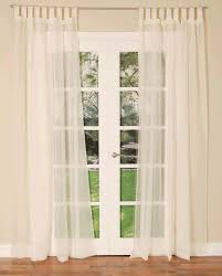 Net Curtains For Living Room Living Room Tab Top Curtains With Soft Brown Curtain And White