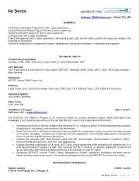 Resume Format For 40 Years Experience In Java Resume Format Extraordinary Experience Java Resume