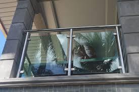 modern glass balcony railing philippines modern glass balcony railing philippines