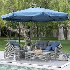 11 ft offset umbrella cover c coast patio led