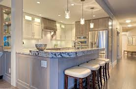 kitchen lighting advice. Kitchen: Awesome Kitchen Ceiling Lights Along With Glass Pendant Light Over Marble Bar - Lighting Advice