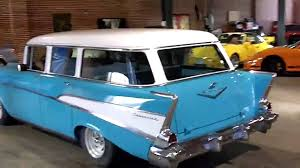 All Chevy 1957 chevy wagon for sale : 1957 210 Chevrolet Station Wagon - YouTube