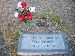 Myrtle A. Beasley Ferguson (1925-1960) - Find A Grave Memorial