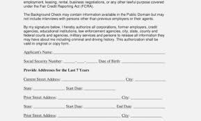 Credit Consent Form Free Credit Report Authorization Consent Form Word Pdf
