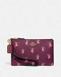SMALL WRISTLET WITH PARTY MOUSE PRINT ...