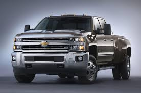 2015 Chevrolet Silverado 3500HD - Information and photos - ZombieDrive