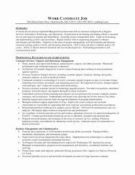 Qc Inspector Resume Format Inspirational Impressive Quality Control