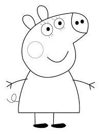 Disegno Di Peppa Pig Cose Per Crescere