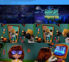 scooby doo adventures the mystery map scooby doo adventures the
