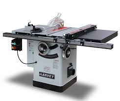 power table saw. hw110lge-30 left tilting arbor riving knife woodworking table saw power