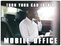 Auto Mobile Office Turn Your Car Into A Mobile Office Miles Auto Service