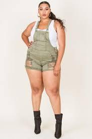plus size overalls shorts shorts pinkclubwear