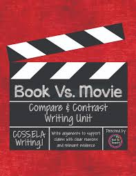book vs movie writing a compare and contrast opinion essay book vs movie writing a compare and contrast opinion essay