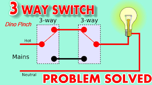 3 way switch doesn t work right
