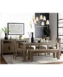 table dining chairs shown