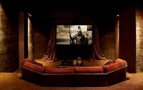 home theater setup ideas. Beautiful Theater This Stunning And Luxurious Home Theater Setup Is The Brainchild Of Carmel  Indiana Based TriPhase Technologies An Unnamed Interior Designer On Ideas E