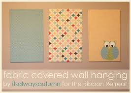 Small Picture Amazing Design How To Hang Fabric On Wall Innovative Decoration To