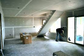 cost to sheetrock a room cost to a room a basement drywall best walls cost around cost to sheetrock a room