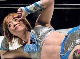 Kuvahaun tulos haulle Mayu Iwatani wrestler