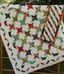 Quilt Pattern - Twisting With The Stars - - Layer Cake or Jelly ... & Quilt Pattern - Twisting With The Stars - - Layer Cake or Jelly Roll PDF  INSTANT DOWNLOAD from LittleLouiseQuilts on Etsy Studio Adamdwight.com