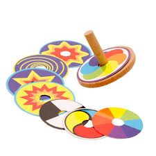 Wooden Spinning Top Game Wooden Spinning Top Classic Gyro Developmental Spinning Top Toy 37